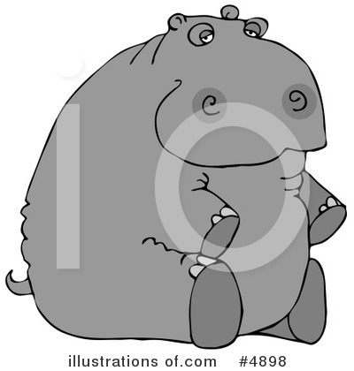 Royalty-Free (RF) Animal Clipart Illustration by Dennis Cox - Stock Sample #4898