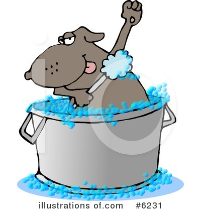 Dog Clipart #6231 by djart