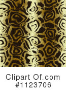 Animal Print Clipart #1123706 by Ralf61