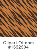 Animal Print Clipart #1632304 by AtStockIllustration