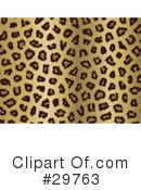 Royalty-Free (RF) Animal Print Clipart Illustration #29763
