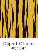 Animal Print Clipart #31341 by KJ Pargeter
