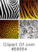 Animal Print Clipart #58954