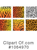 Animal Prints Clipart #1064970