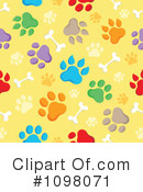 Animal Tracks Clipart #1098071