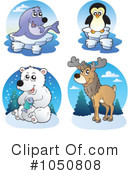 Animals Clipart #1050808 by visekart