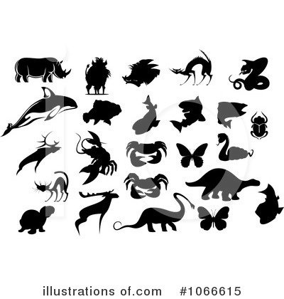Orca Clipart #1066615 by Vector Tradition SM