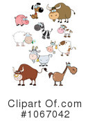 Animals Clipart #1067042 by Hit Toon