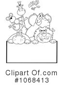 Animals Clipart #1068413 by Hit Toon