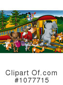 Royalty-Free (RF) Animals Clipart Illustration #1077715