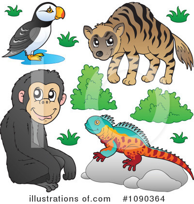 Zoo Clipart #1090364 by visekart