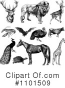 Animals Clipart #1101509