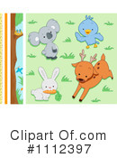Animals Clipart #1112397 by BNP Design Studio