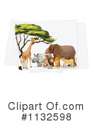 Animals Clipart #1132598 by Graphics RF