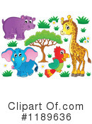 Animals Clipart #1189636 by visekart