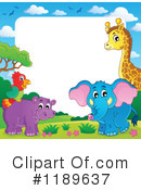 Animals Clipart #1189637 by visekart