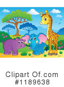 Animals Clipart #1189638 by visekart