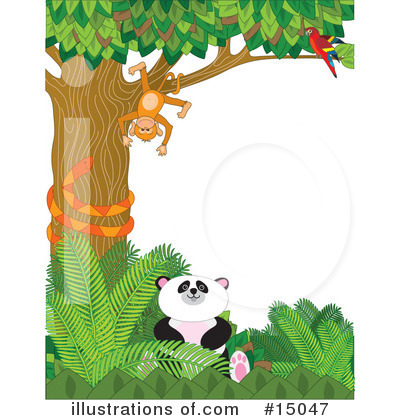 Royalty-Free (RF) Animals Clipart Illustration by Maria Bell - Stock Sample #15047