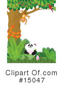 Royalty-Free (RF) Animals Clipart Illustration #15047