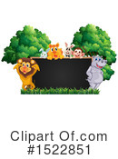 Animals Clipart #1522851 by Graphics RF