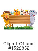 Animals Clipart #1522852 by Graphics RF