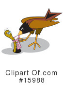 Royalty-Free (RF) Animals Clipart Illustration #15988