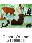 Animals Clipart #1599996 by BNP Design Studio