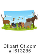 Animals Clipart #1613286 by Vector Tradition SM