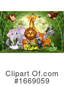 Animals Clipart #1669059 by Graphics RF
