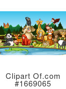 Animals Clipart #1669065 by Graphics RF