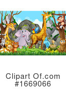 Animals Clipart #1669066 by Graphics RF