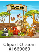 Animals Clipart #1669069 by Graphics RF