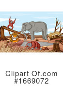 Animals Clipart #1669072 by Graphics RF
