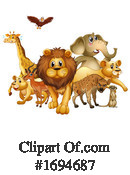 Animals Clipart #1694687 by Graphics RF