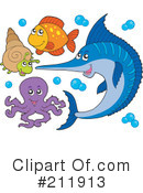 Animals Clipart #211913 by visekart
