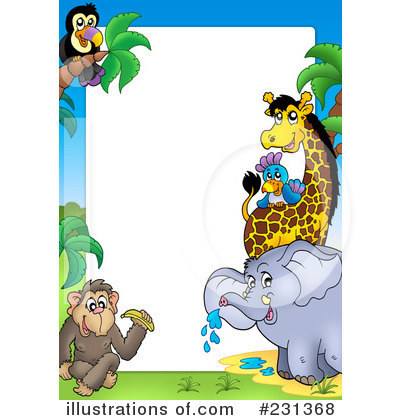 Elephant Clipart #231368 by visekart