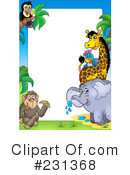 Royalty-Free (RF) Animals Clipart Illustration #231368