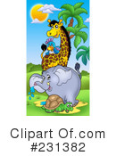 Animals Clipart #231382 by visekart
