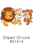 Animals Clipart #31414