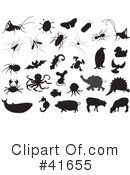 Animals Clipart #41655