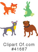 Animals Clipart #41687