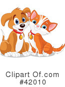 Royalty-Free (RF) Animals Clipart Illustration #42010