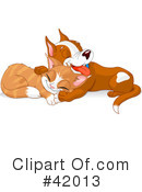 Royalty-Free (RF) Animals Clipart Illustration #42013
