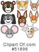 Animals Clipart #51896 by dero
