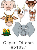 Animals Clipart #51897 by dero