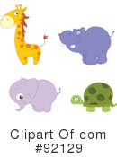 Animals Clipart #92129 by yayayoyo