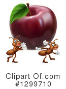 Ant Clipart #1299710 by AtStockIllustration