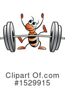 Ant Clipart #1529915 by Lal Perera