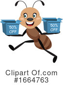Ant Clipart #1664763 by Morphart Creations