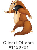 Royalty-Free (RF) anteater Clipart Illustration #1120701